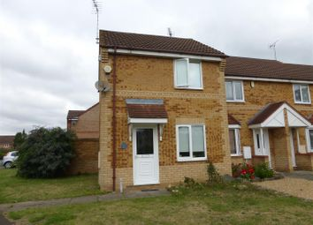 Thumbnail 2 bed end terrace house for sale in Meadenvale, Parnwell, Peterborough