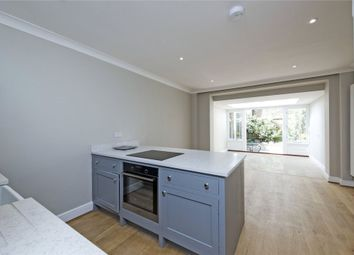 Thumbnail 4 bed terraced house to rent in Walton Street, London