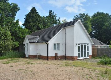 Thumbnail 3 bed detached bungalow for sale in Downhouse Road, Catherington, Waterlooville
