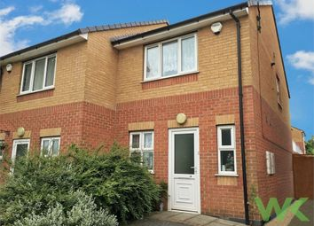 Thumbnail 2 bed semi-detached house to rent in Camberley Rise, West Bromwich, West Midlands