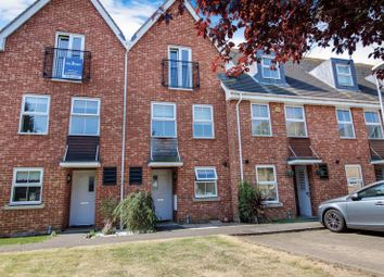 Thumbnail 4 bed terraced house for sale in Bushmead Road, Eaton Socon, St. Neots
