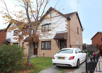Thumbnail 2 bed semi-detached house for sale in Mellerstain Drive, Yoker, Glasgow