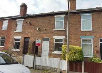 Thumbnail 2 bedroom terraced house for sale in Moreton Street, Northwich