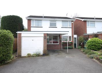 Thumbnail 4 bed detached house for sale in Meadow Close, Hockley Heath, Solihull