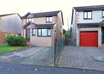 Thumbnail 4 bed detached house for sale in Aurs Glen, Glasgow
