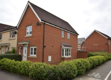 Thumbnail 2 bed end terrace house for sale in Mortimer Way, Witham