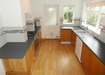 Thumbnail 3 bed semi-detached house to rent in 78 Percival Road, Sherwood, Nottingham
