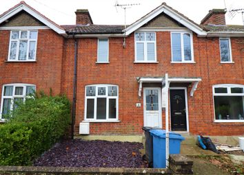 Thumbnail 3 bed terraced house for sale in Lady Lane, Hadleigh, Ipswich, Suffolk