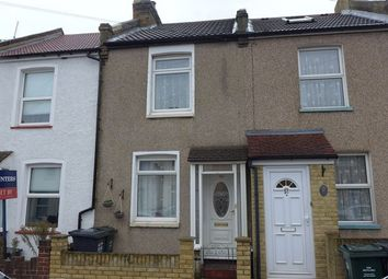 Thumbnail 2 bed terraced house for sale in Howard Road, Dartford