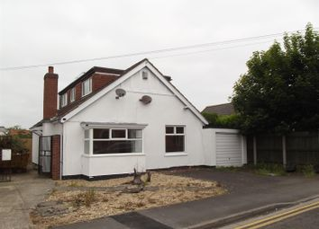 Thumbnail 3 bed detached bungalow for sale in Park Road East, Sutton On Sea, Lincs.