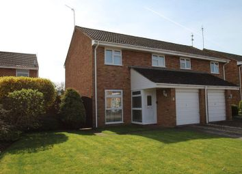 Thumbnail 3 bed semi-detached house for sale in Abney Moor, Swindon