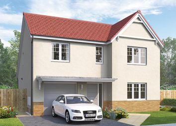 "4 bed detached house for sale in ""The Overbury"" at Aurs Road, Barrhead, Glasgow G78"