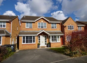 Thumbnail Detached house for sale in Juno Way, Swindon