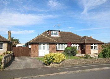 Thumbnail 3 bedroom semi-detached bungalow for sale in Nindum Road, Swindon, Wiltshire