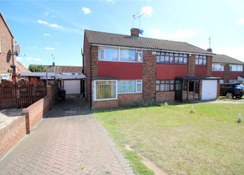 Thumbnail 3 bed semi-detached house for sale in Wessex Drive, Erith, Kent