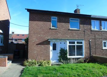 Thumbnail 2 bed terraced house to rent in Neville Road, Peterlee