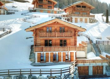 Thumbnail 5 bed chalet for sale in Veysonnaz, Sion (District), Valais, Switzerland