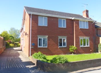 Thumbnail 1 bed flat for sale in Eign Road, Hereford