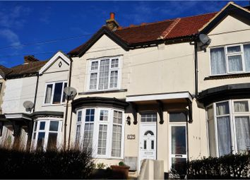 Thumbnail 2 bed terraced house for sale in Chatham Hill, Chatham