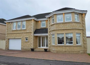 Thumbnail 5 bed detached house for sale in Andrew Baxter Avenue, Ashgill, Larkhall