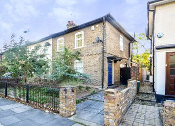 Thumbnail 2 bed end terrace house for sale in East Ferry Road, London