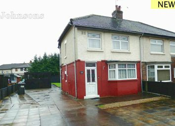 Thumbnail 3 bed semi-detached house for sale in Gurth Avenue, Edenthorpe, Doncaster.