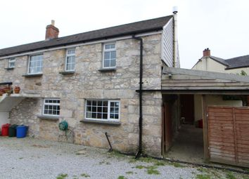 Thumbnail 3 bed cottage to rent in Trevenen, Helston