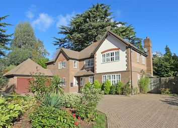 Thumbnail 4 bed detached house for sale in Norlands Gate, Norlands Crescent, Chislehurst
