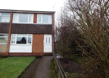 Thumbnail 3 bedroom semi-detached house for sale in The Dell, Kirkby-In-Ashfield, Nottingham, Nottinghamshire
