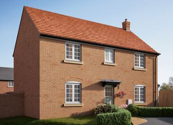 "Thumbnail 4 bed detached house for sale in ""The Kempthorne V1"" at Coventry Road, Cawston, Rugby"