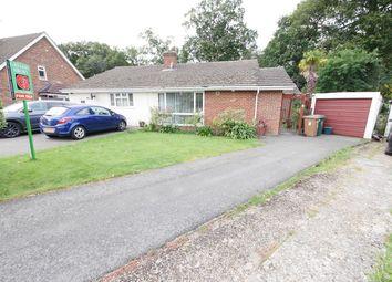 Thumbnail 2 bed semi-detached bungalow for sale in Denman Drive, Ashford