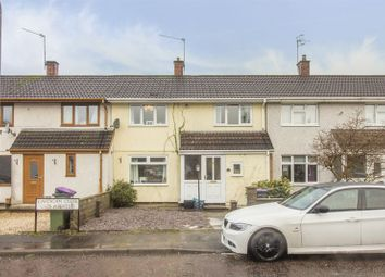 Thumbnail 2 bed terraced house for sale in Cardigan Close, Croesyceiliog, Cwmbran