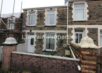 Thumbnail 3 bed terraced house for sale in James Street, Tredegar, Blaenau Gwent.