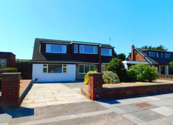 Thumbnail 4 bed detached house to rent in Richard Road, Crosby, Liverpool