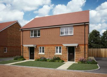 Thumbnail 2 bed semi-detached house for sale in Herman Close, East Hanney