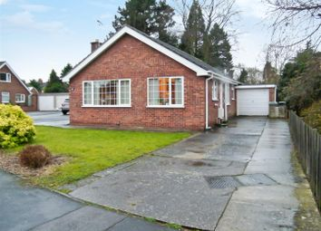 Thumbnail 3 bed detached bungalow for sale in Lodge Way, Grantham
