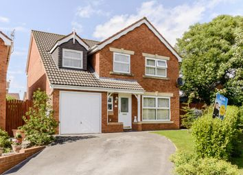 Thumbnail 5 bed detached house for sale in Aysgarth Rise, Bridlington, East Riding Of Yorkshire
