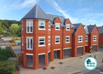 Thumbnail 3 bed flat for sale in High Street, Crowthorne, Berkshire