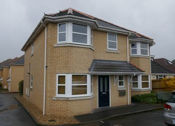 Thumbnail 1 bed flat to rent in Maple Close, Poole