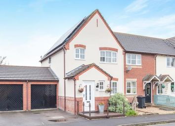 Thumbnail 3 bed end terrace house for sale in St Georges, Weston Super Mare, Somerset