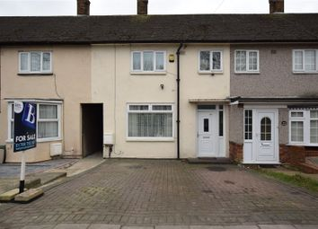 Thumbnail 3 bed terraced house for sale in Hilldene Avenue, Harold Hill, Essex