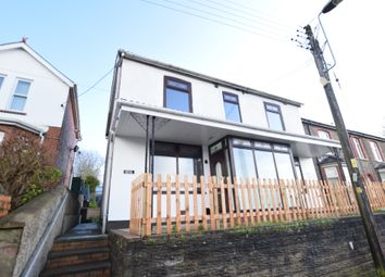 Thumbnail 3 bed detached house for sale in Penmaen Road, Pontllanfraith, Blackwood
