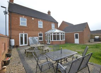 Thumbnail 4 bed detached house for sale in Lime Road, Walton Cardiff, Tewkesbury
