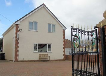 Thumbnail 3 bedroom detached house for sale in Penisaf Ave, Towyn Abergele, Conwy