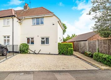 Thumbnail 2 bedroom end terrace house for sale in Woodford, Green, Essex