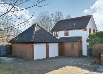 Thumbnail 4 bed detached house for sale in Astlethorpe, Two Mile Ash, Milton Keynes
