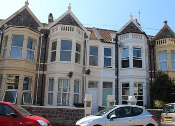 Thumbnail 2 bed property to rent in Walliscote Road South, Weston-Super-Mare, North Somerset