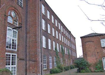 Thumbnail 1 bed flat for sale in Higginson Mill, Denton Holme, Carlisle, Cumbria