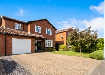 Thumbnail 4 bedroom detached house for sale in Cavalry Drive, March