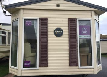 Thumbnail 2 bed mobile/park home for sale in Cockburnspath